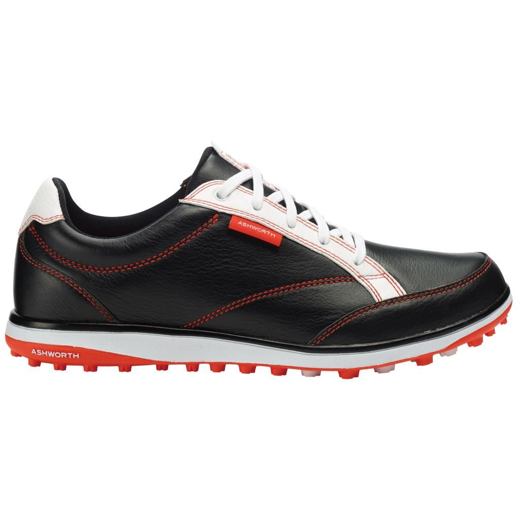 chaussures de golf 2014 femmes ashworth cardiff adc cuir imperm able ebay. Black Bedroom Furniture Sets. Home Design Ideas