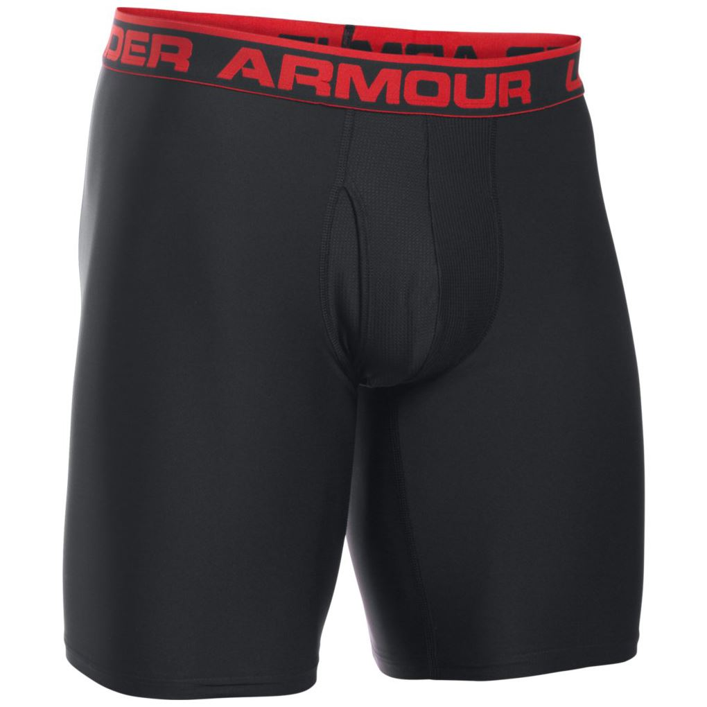 "Under Armour 2017 Mens 9"" The Original Boxer Jock Shorts ..."