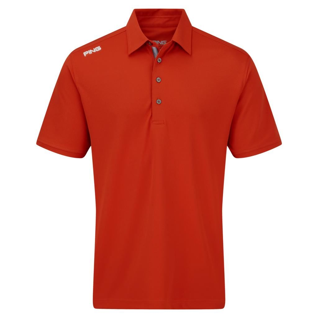 Ping Collection 2014 Meteor Mens Funky Golf Polo Shirt