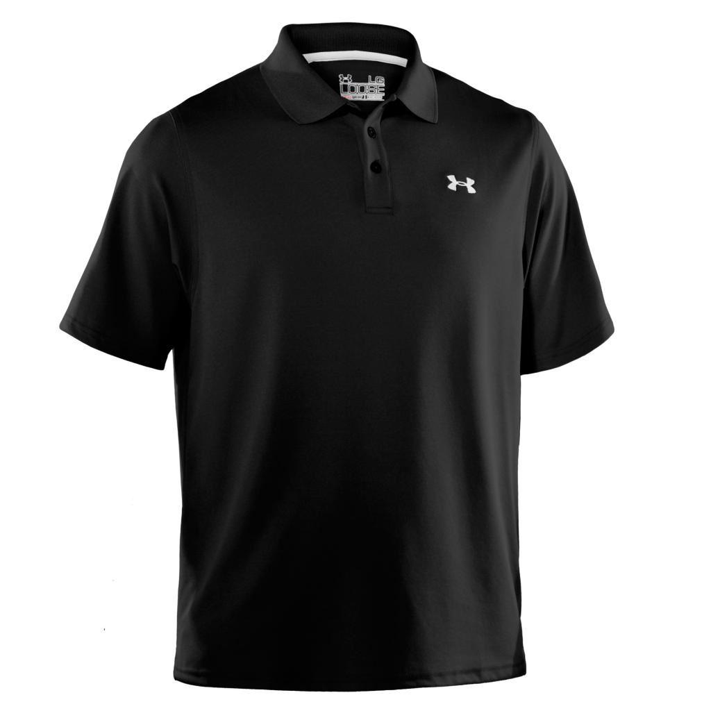 sale under armour performance heatgear golf polo shirt now