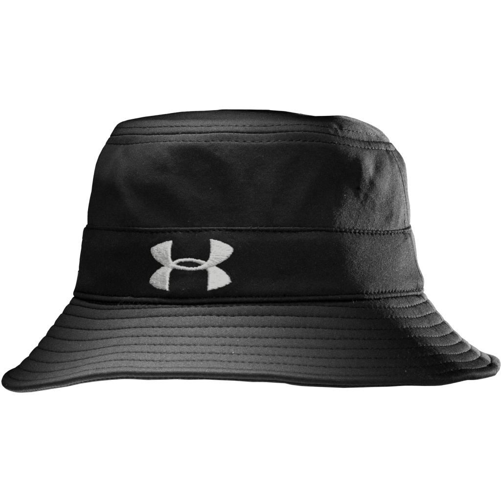 2014 Under Armour Coldblack Bucket Golf Hat Black Out
