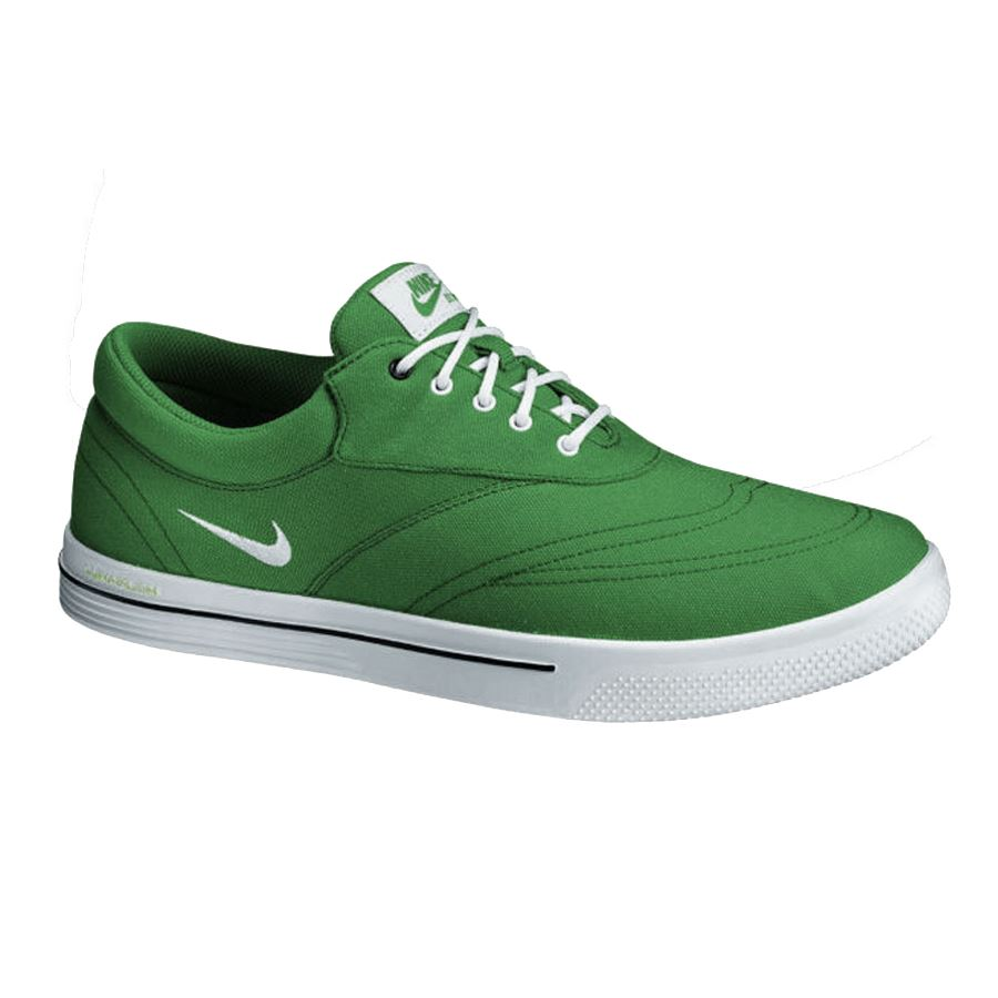 2014 nike lunar swingtip canvas funky golf shoes spikeless