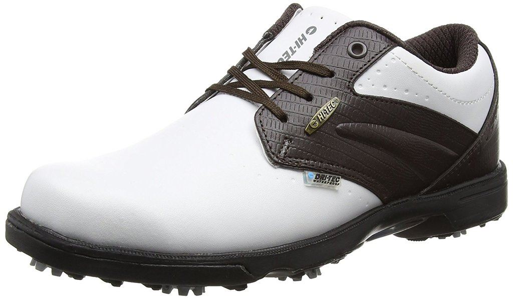 Hi Tec Men S Dri Tec Classic Golf Shoes