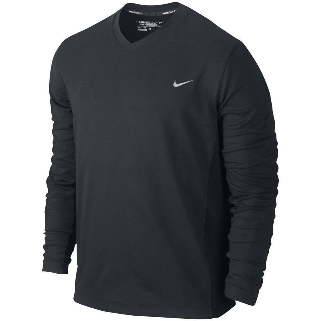2014 nike dri fit tech wolle pullover jumper herren golf sweater ebay. Black Bedroom Furniture Sets. Home Design Ideas