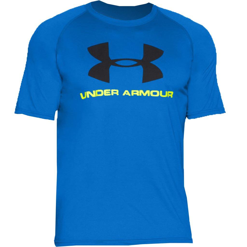 Under armour heatgear ua tecnolog a quien logotipo 2015 t for Gimnasio ua