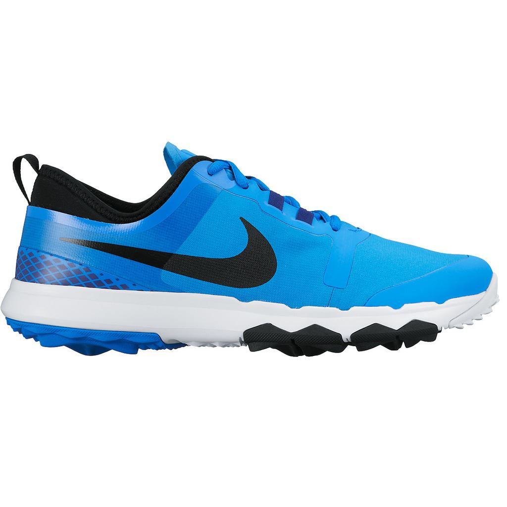 Nike Free Inspired Impact  Spikeless Mens Waterproof Golf Shoes