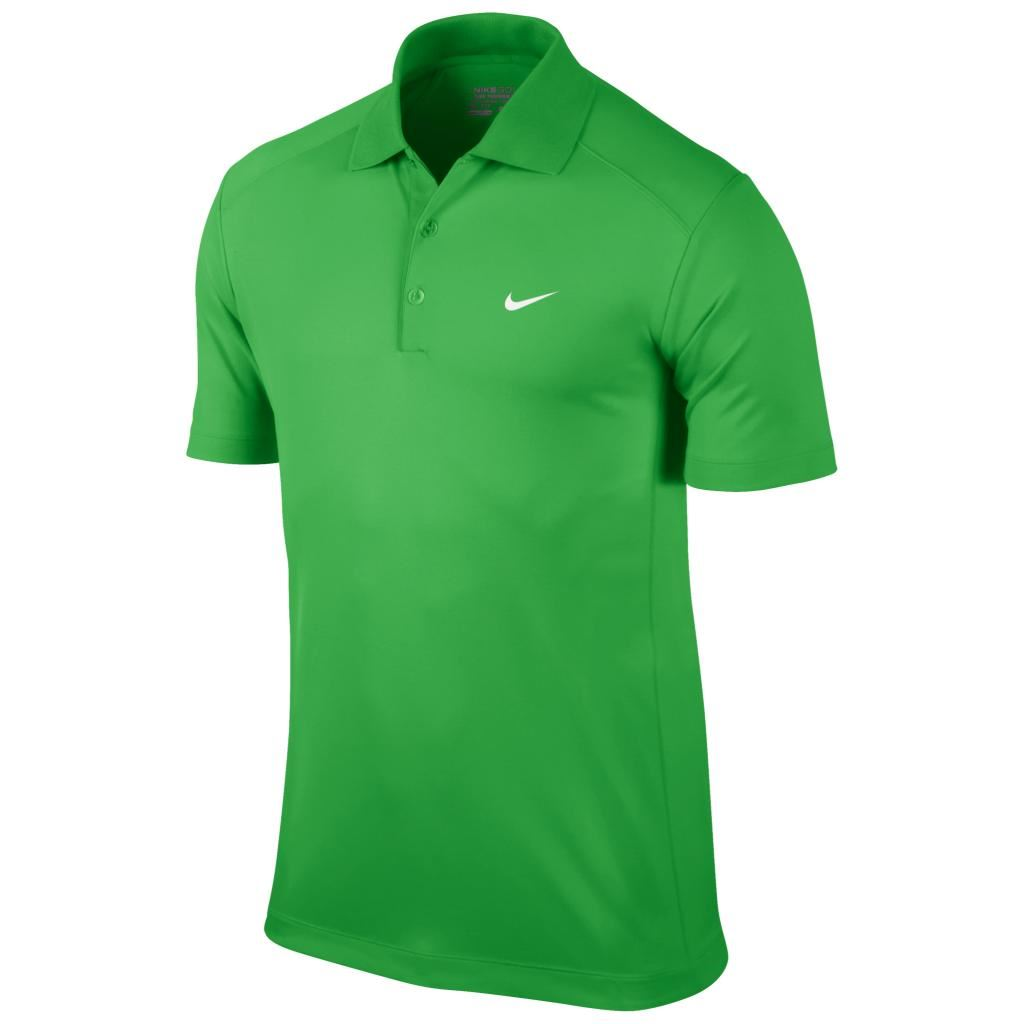 2015 Nike Victory Golf Polo Shirt Logo Chest Mens New