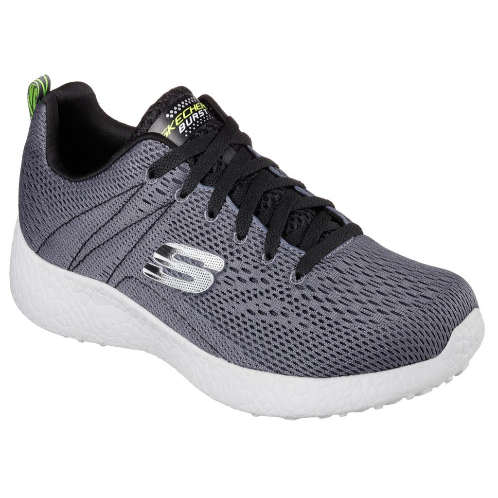 Sketchers Mens Shoes Burst Second Wind