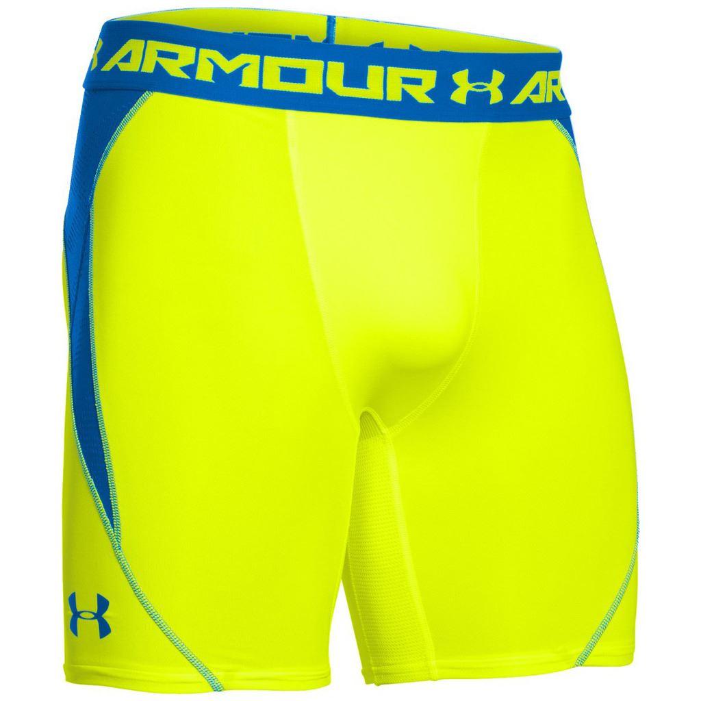 2016 Under Armour Mens HeatGear Armourvent Performance ... Under Armour Compression Shorts Men S