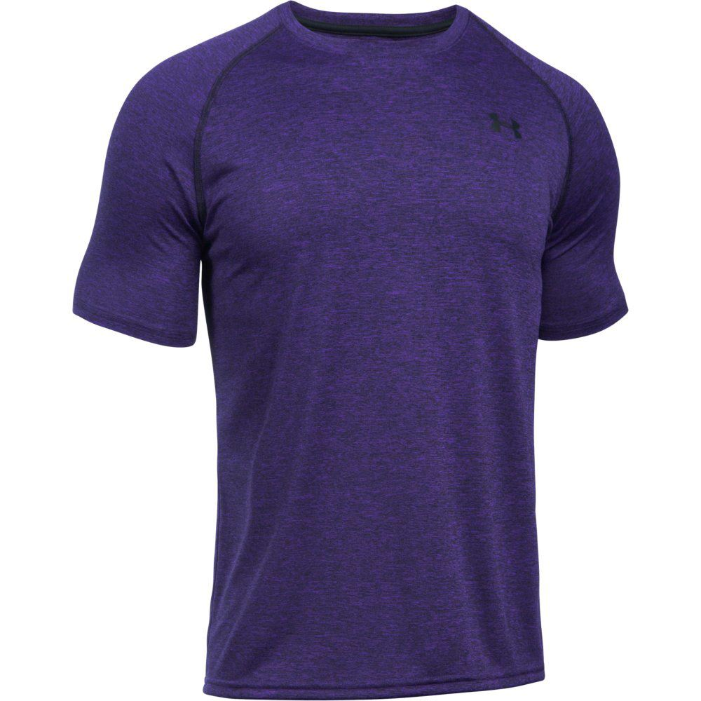 Under armour 2017 mens ua t shirt heatgear tech short for Under armour men s tech short sleeve t shirt