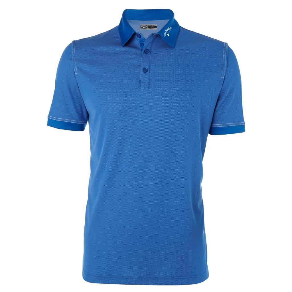 43 off callaway 2016 industrial jacquard funky mens for Polo golf performance shirt