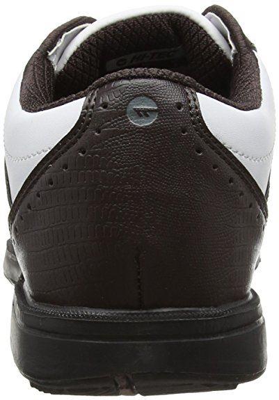 Hi Tec Men S Dri Tec Classic Golf Shoes Size