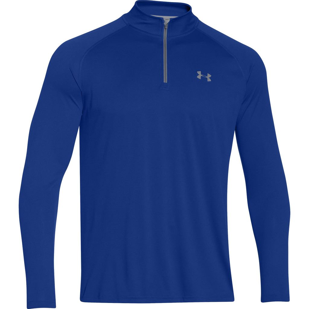 Under Armour Ua Tech 1 4 Zip Cover Up Layer Long Sleeve