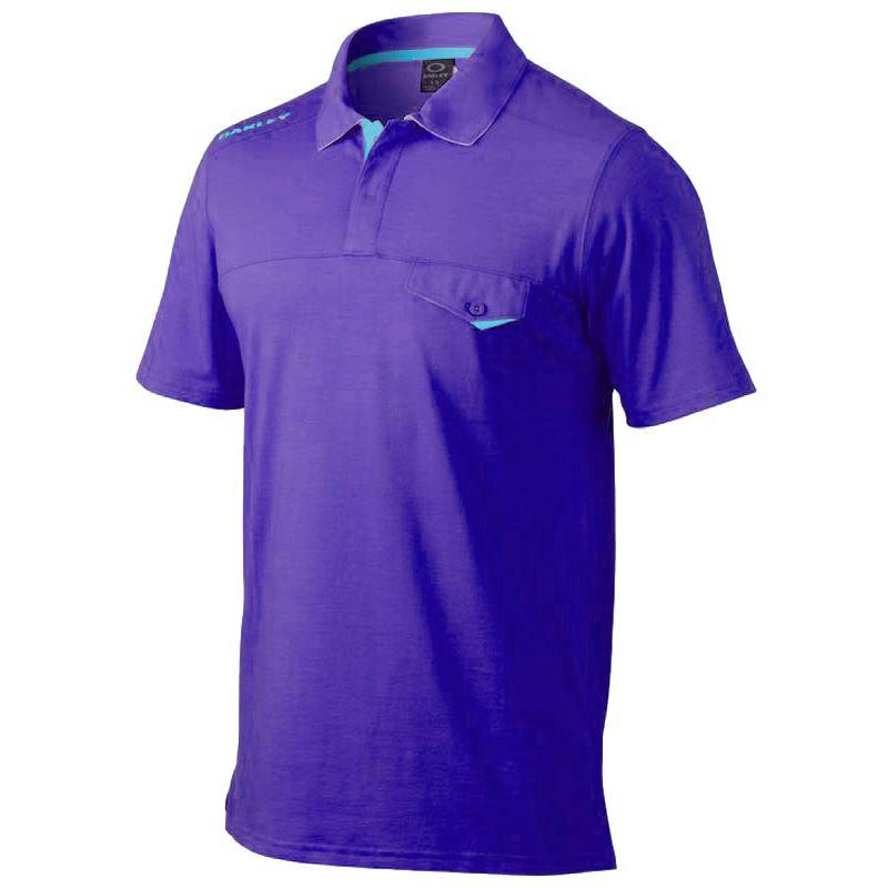 oakley ellis pocket mens golf polo shirt 2014