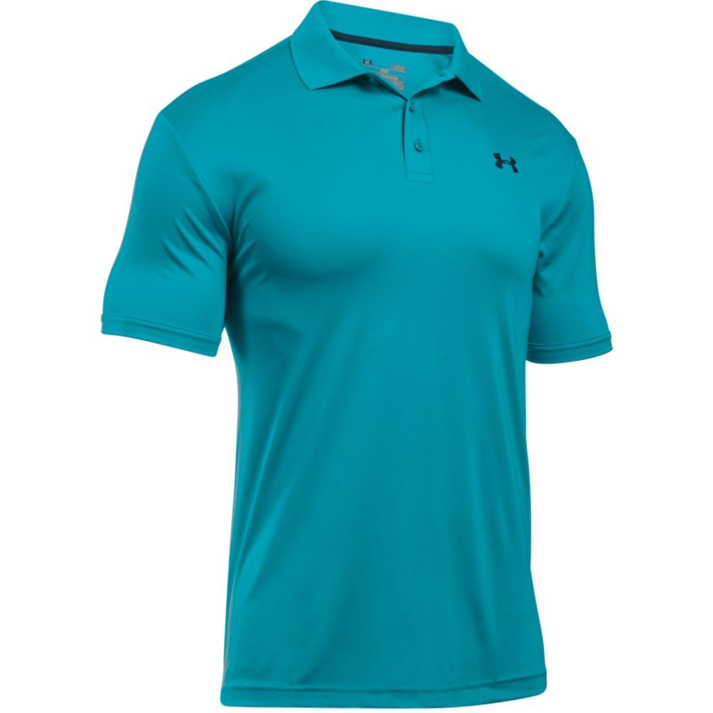 under armour ua 2016 mens heatgear performance 2 0 golf polo shirt new colours ebay. Black Bedroom Furniture Sets. Home Design Ideas