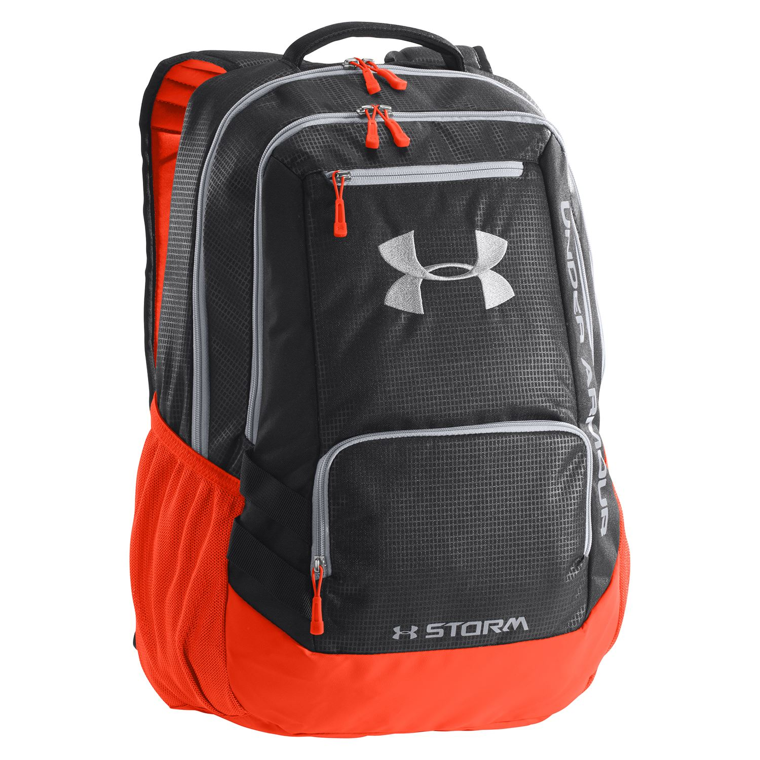 Gym Bag And Backpack: 2014 Under Armour Hustle Storm Funky Backpack Gym Bag