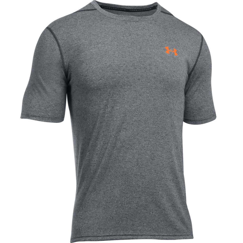 Under armour 2017 mens threadborne fitted ss training t for Under armour fitted t shirt