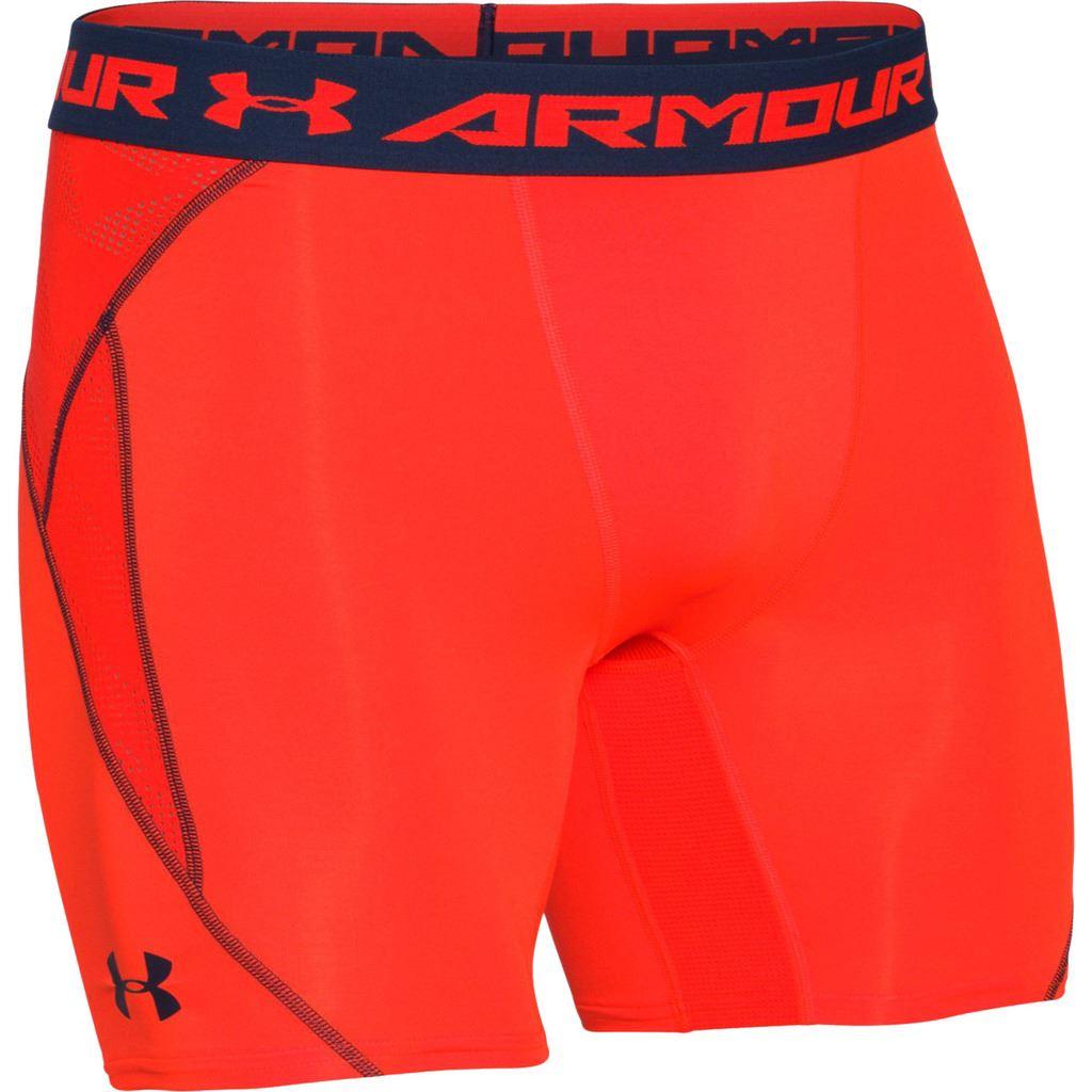 2016 Under Armour Mens HeatGear Armourvent Performance ... Men S Under Armour Compression Shorts