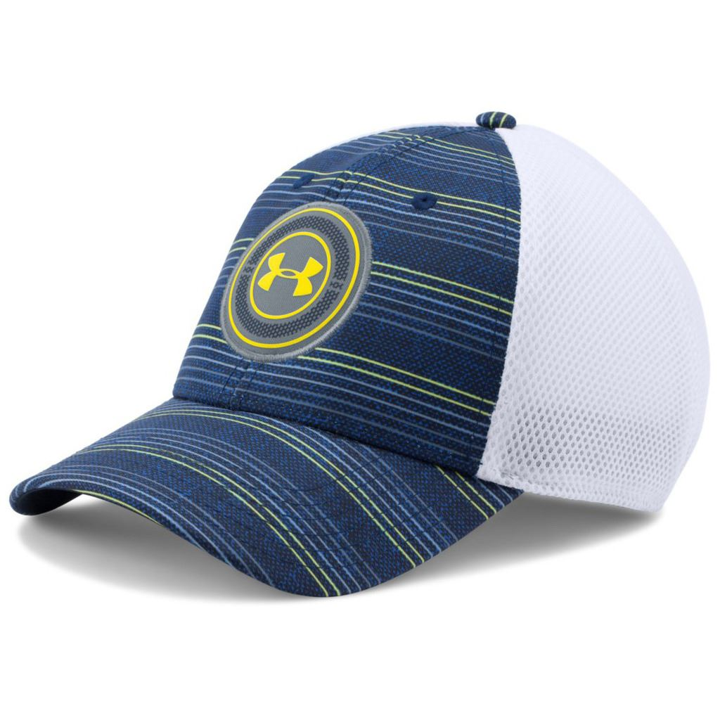 Under Armour 2016 Eagle 3.0 Stretch Fit Hat Performance ...