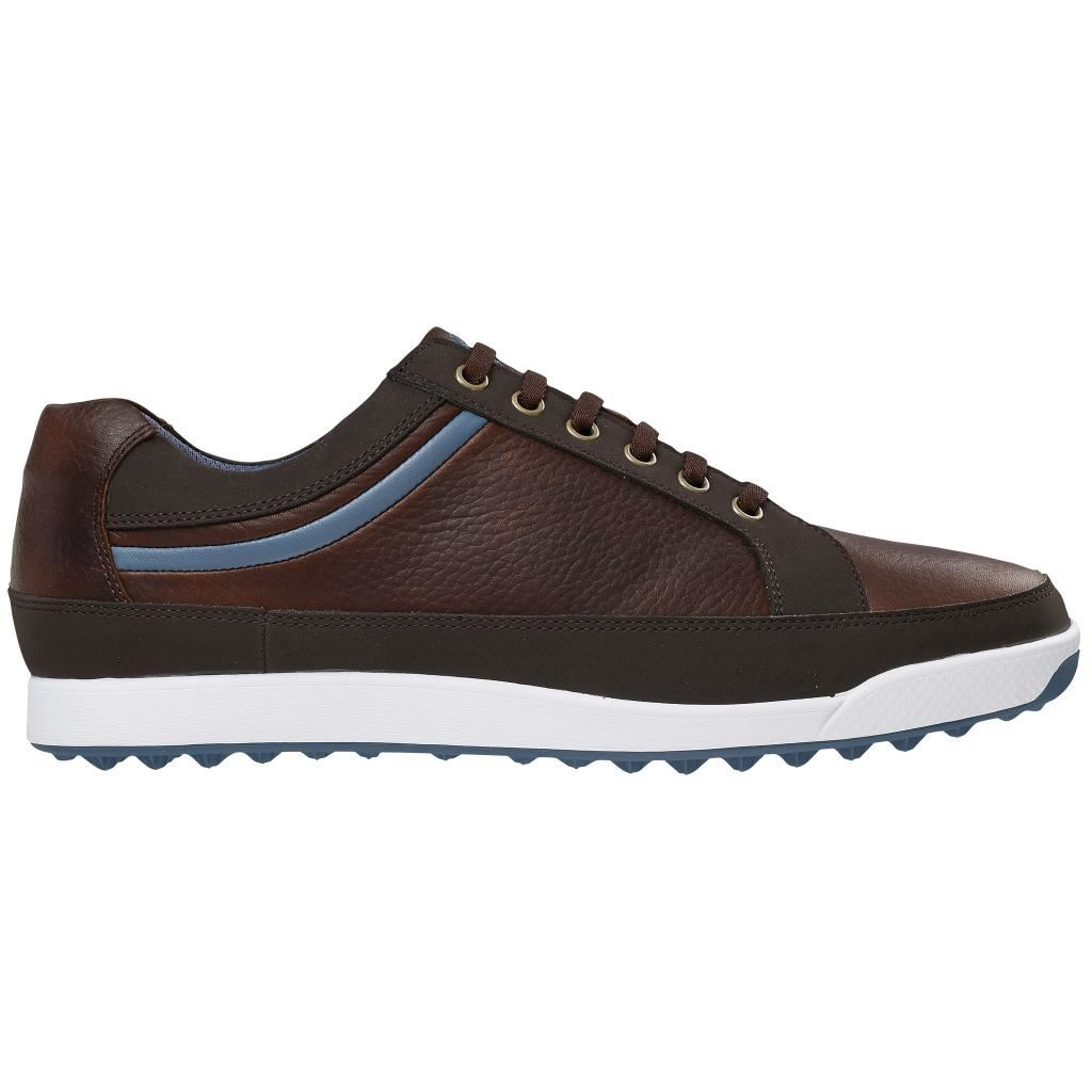 2014 footjoy contour casual spikeless mens golf shoes