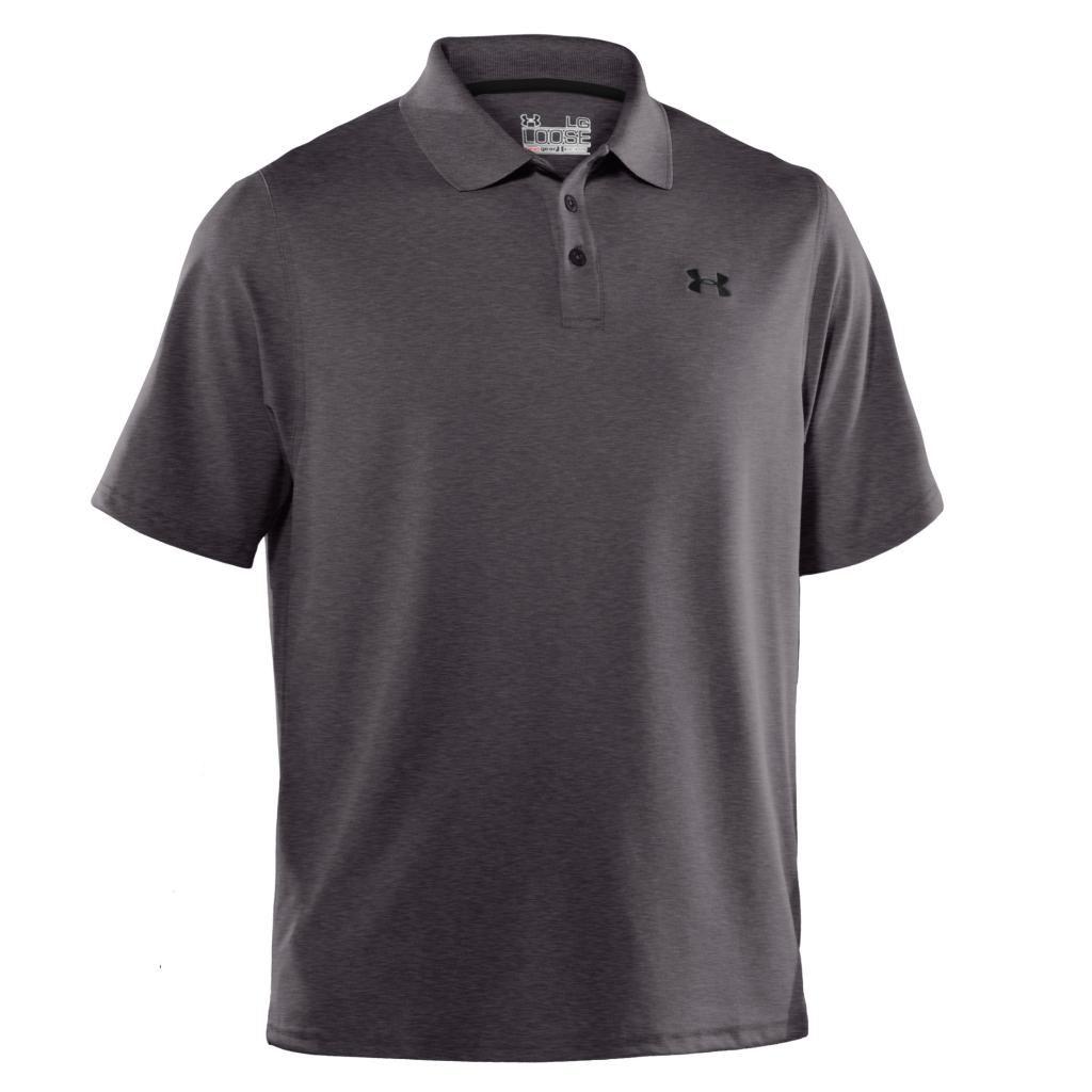 Sale under armour performance heatgear golf polo shirt for Under armour men s shirts clearance
