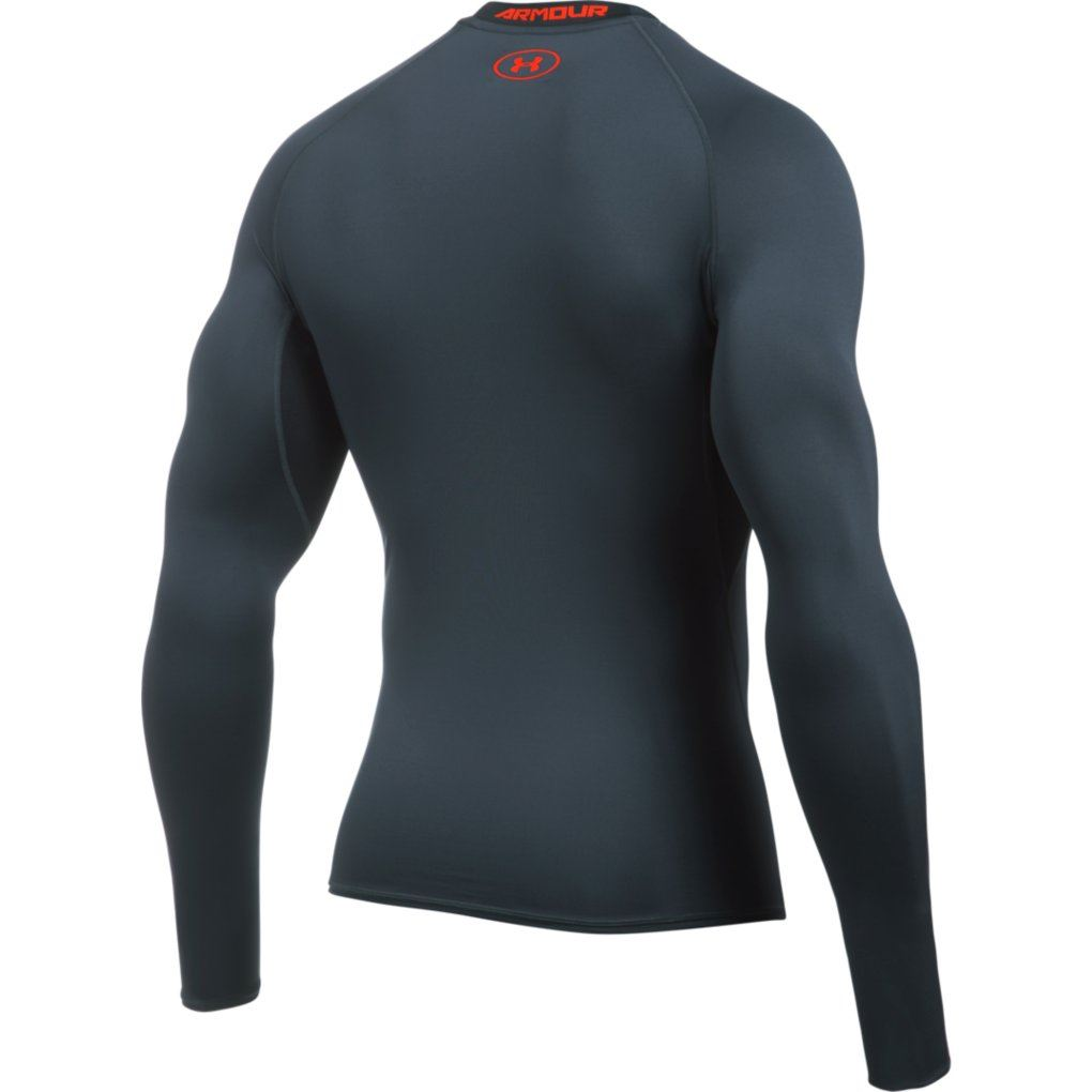 2017 under armour mens heatgear compression shirt for Compression tee shirts for men