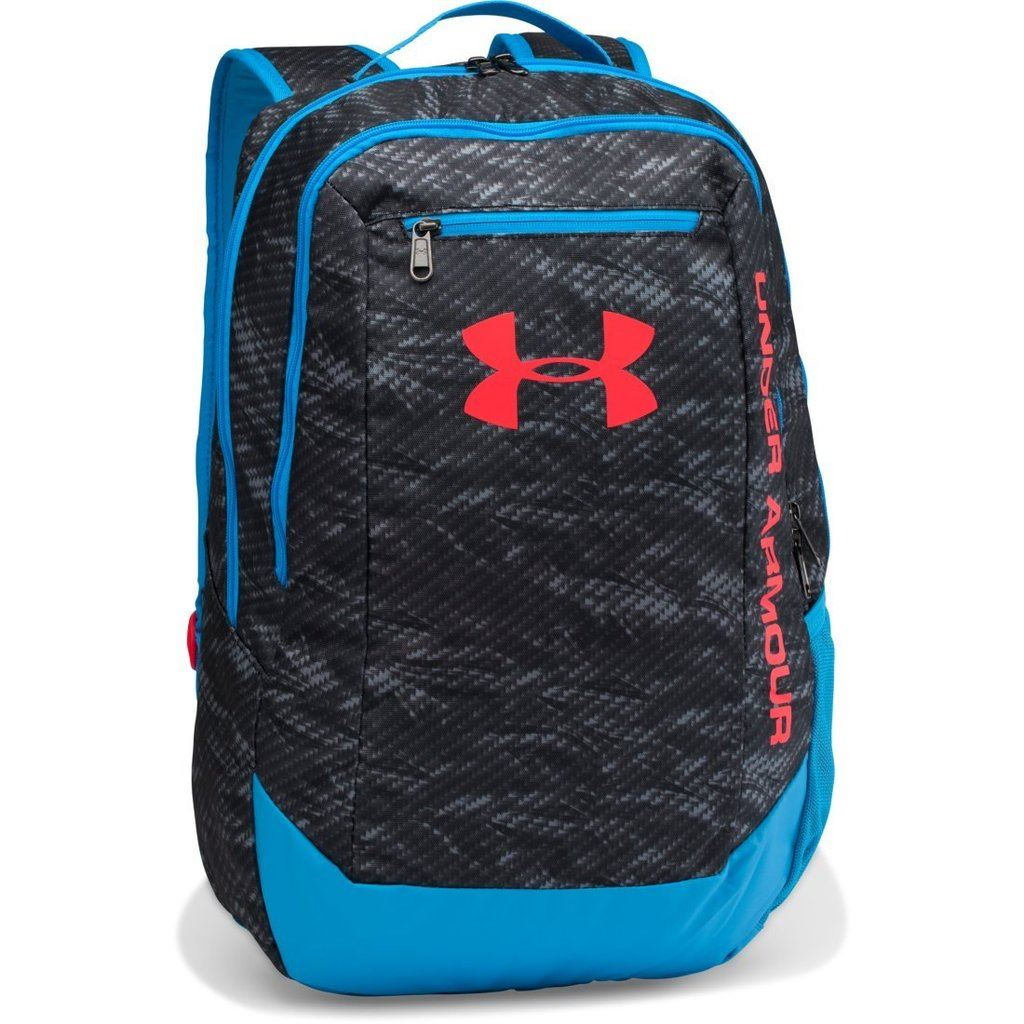 under armour 2016 hustle ldwr storm sac dos sac de gym sac d 39 cole sac d 39 ordinateur portable. Black Bedroom Furniture Sets. Home Design Ideas