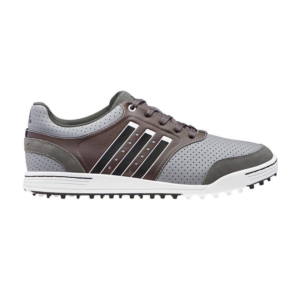 Adidas Spikeless Golf Shoes Brown