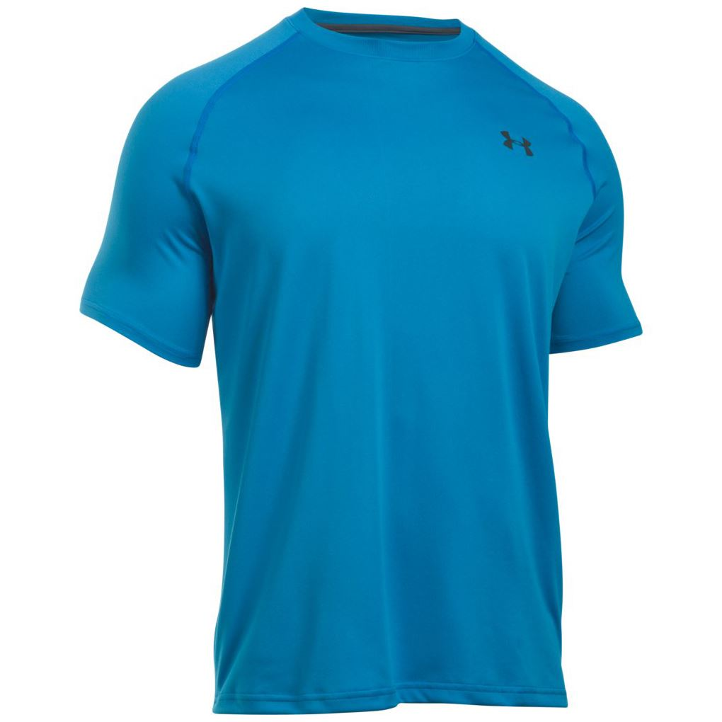 Under armour 2017 mens ua t shirt heatgear tech short for Under armor business shirts