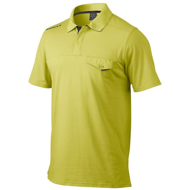 oakley ellis pocket mens golf polo shirt 2014 ebay