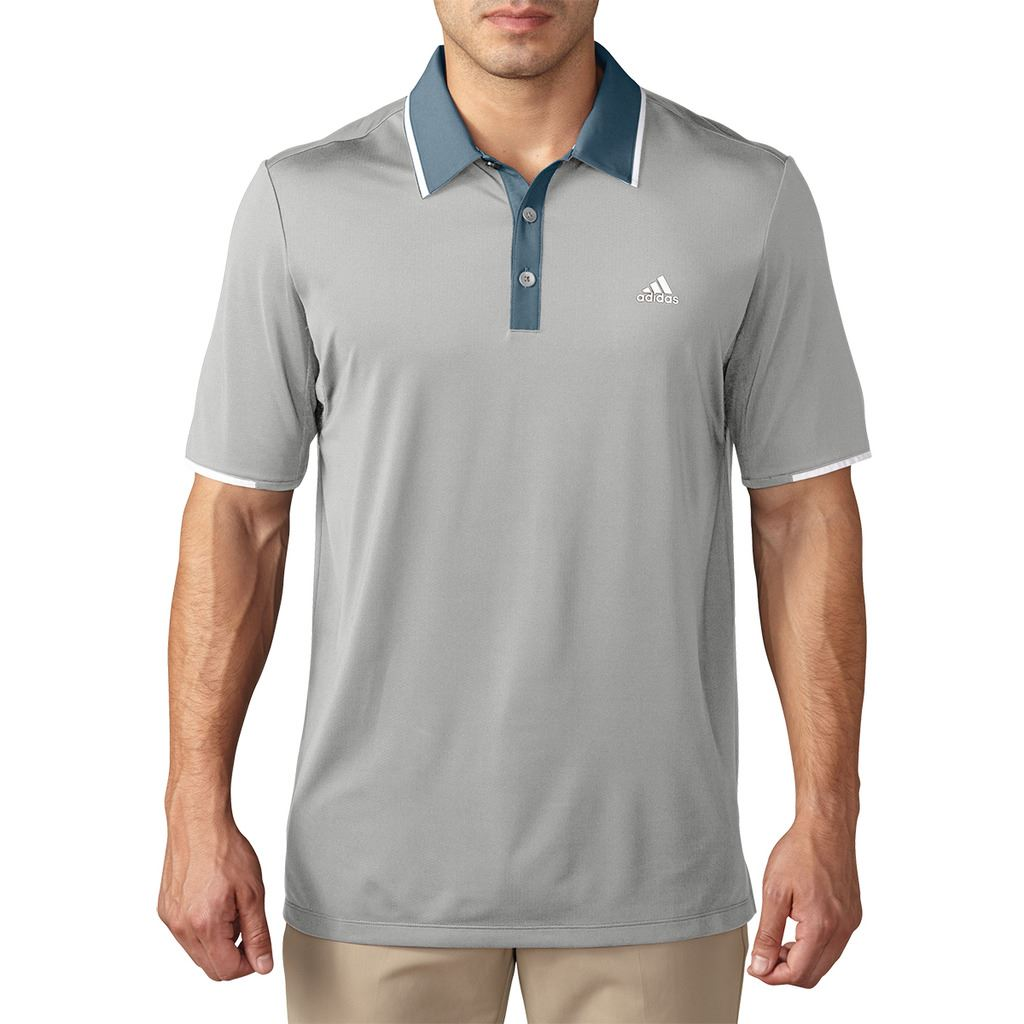 adidas golf 2016 climacool tip tour mens polo shirt herren golf polo shirt ebay. Black Bedroom Furniture Sets. Home Design Ideas