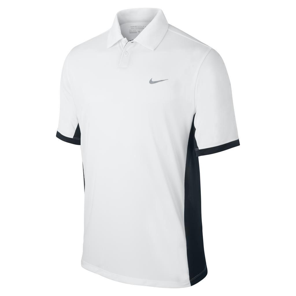Nike Victory Block Polo Mens Golf Shirt Logo Chest 2015 Ebay