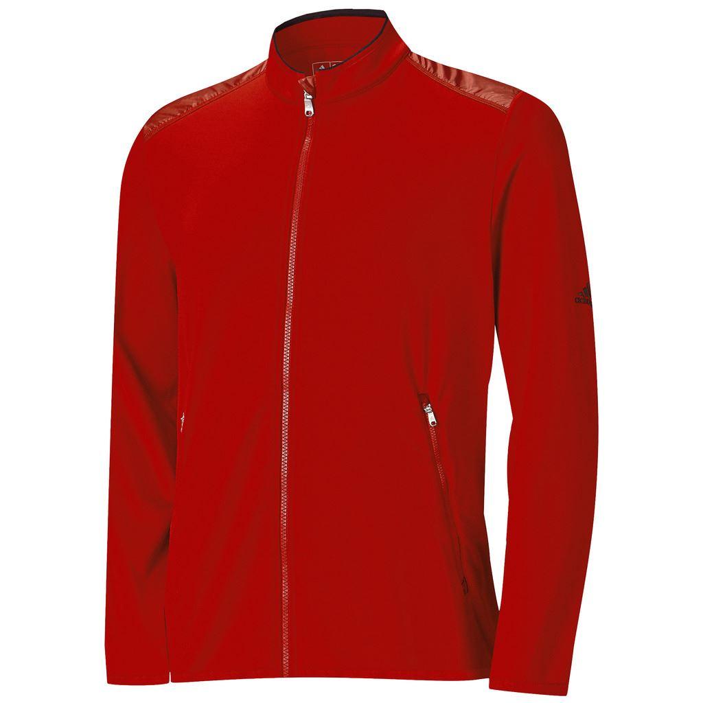 Adidas 2015 ClimaHeat Warm Full-Zip Winter Mens Thermal