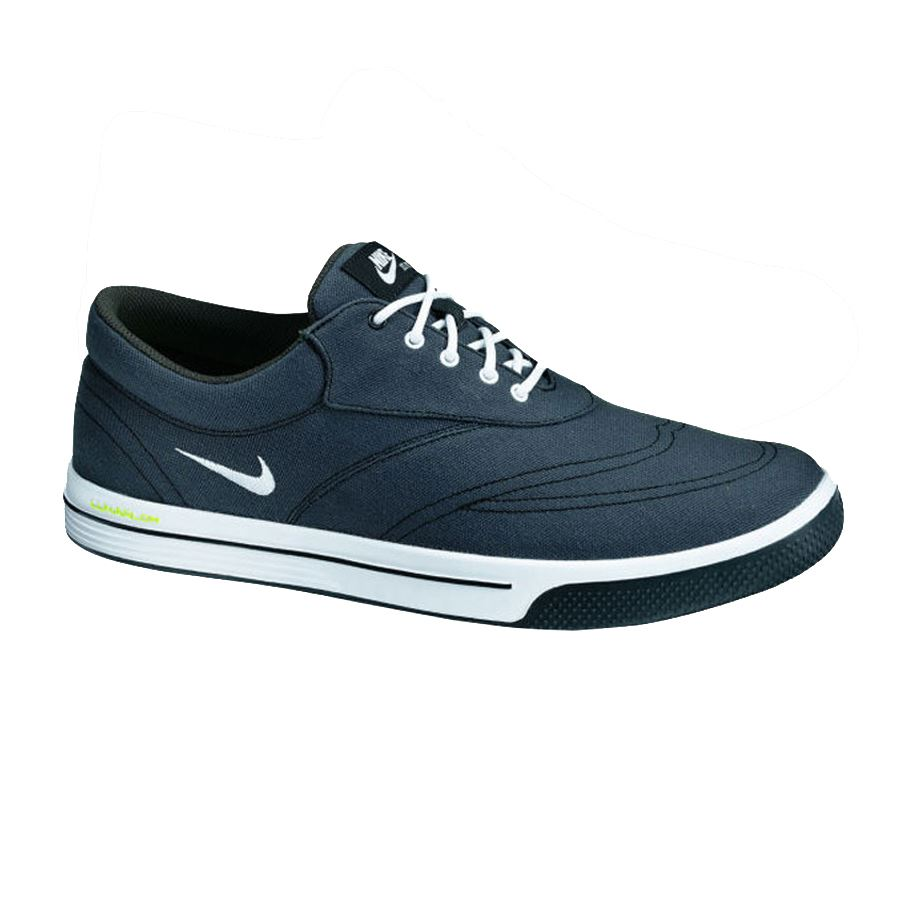 nike golf shoes lunar swingtip canvas funky spikeless 2014