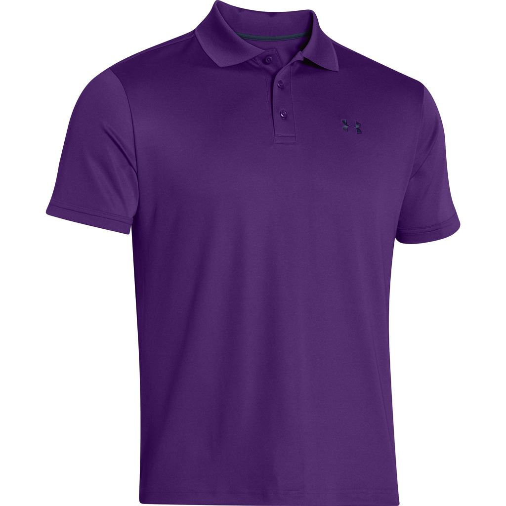 under armour 2015 mens heatgear performance 2 0 golf polo shirt new collection ebay. Black Bedroom Furniture Sets. Home Design Ideas