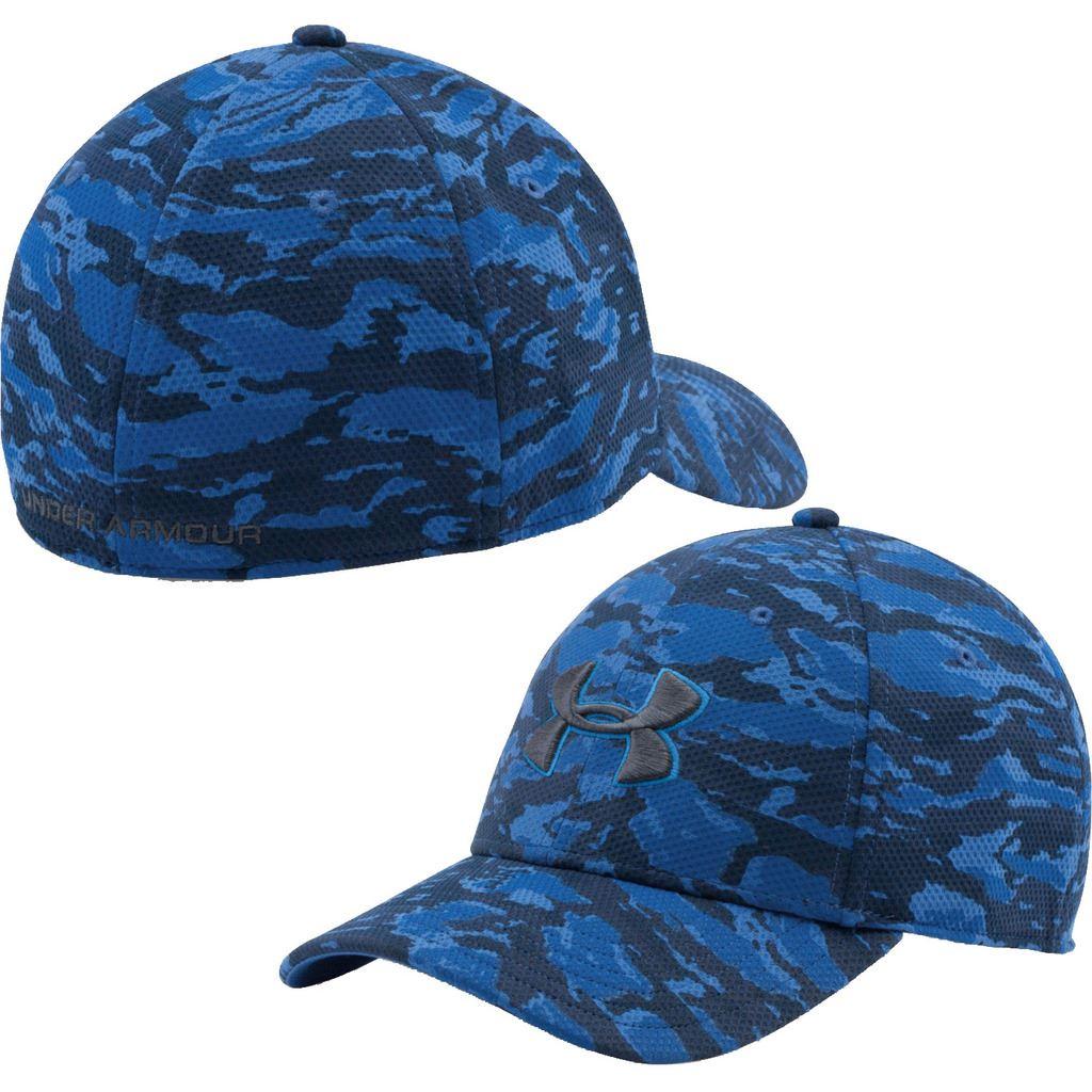 cheap blue camo under armour 29cba6315b2