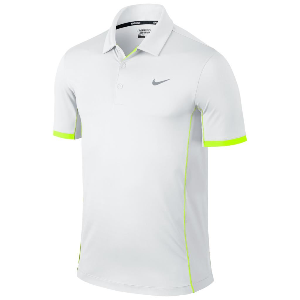 Nike Dri-Fit Modern Tech Ultra Polo Mens Funky Golf Polo ...