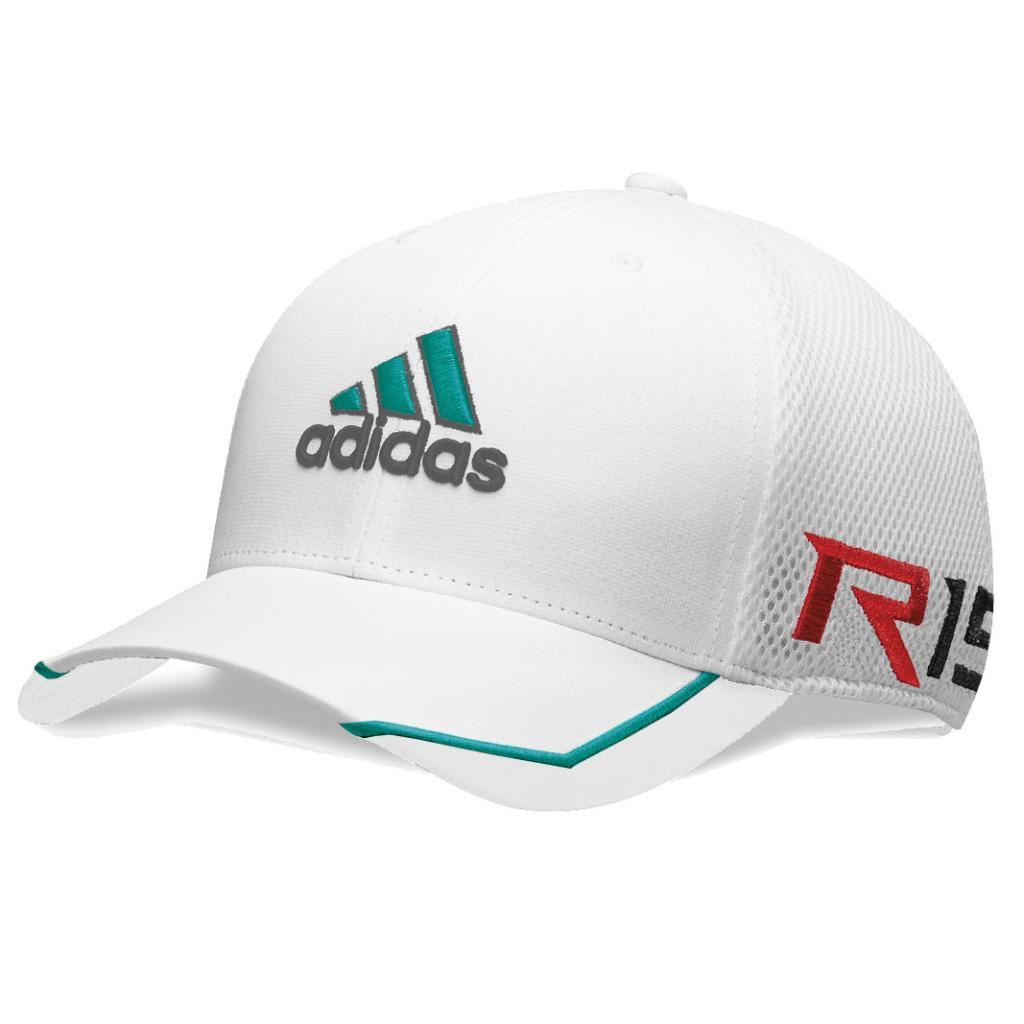 2015 Adidas TaylorMade R15 Tour Mesh Hat Structured Flex-Fit Mens ... ad7ab097d03