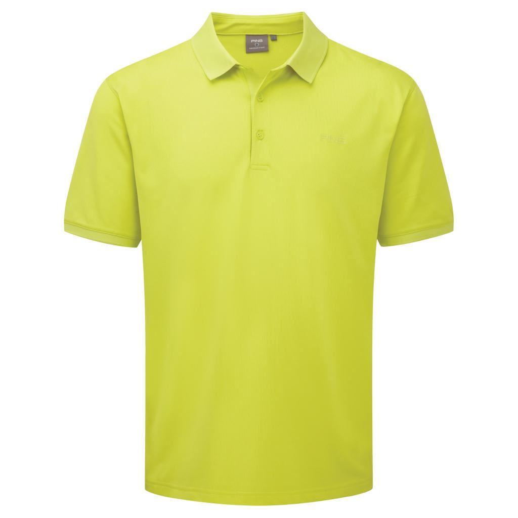 Ping Collection Phoenix Tour Mens Golf Polo Shirt Ebay