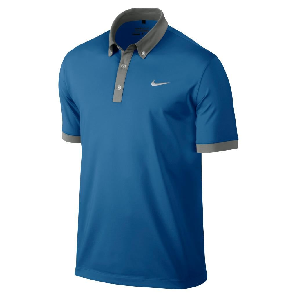 2014 Nike Dri-Fit Ultra 2.0 Mens Funky Golf Polo Shirt