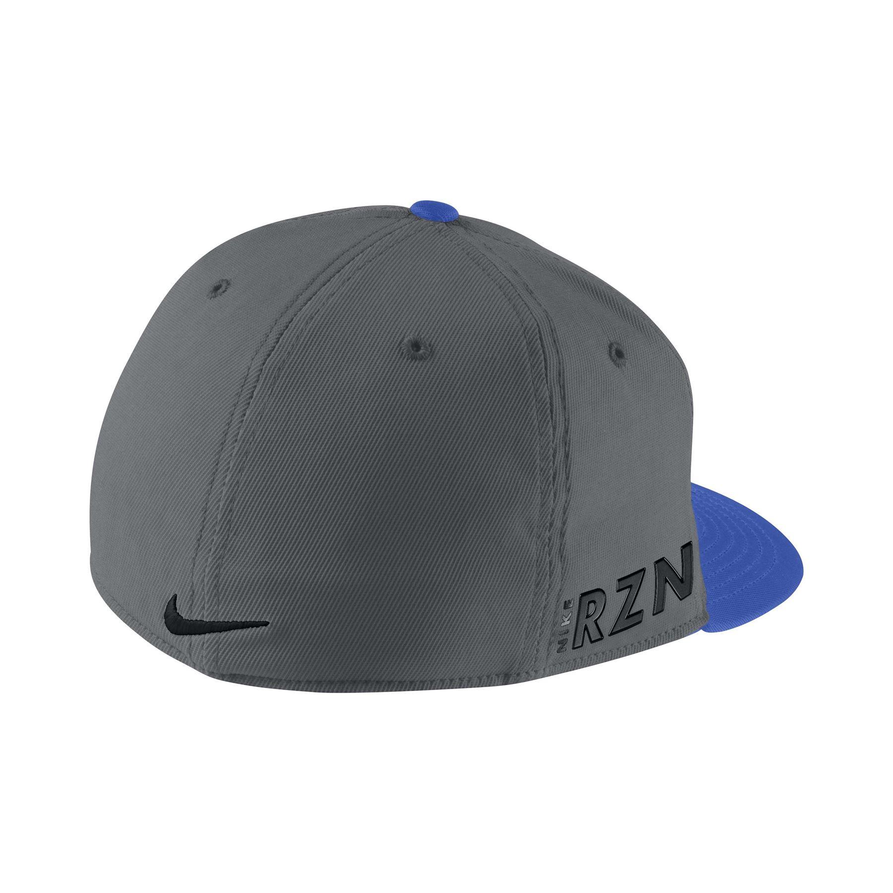 2014 Nike Golf Flat Bill Tour Fitted Golf Cap New Logo