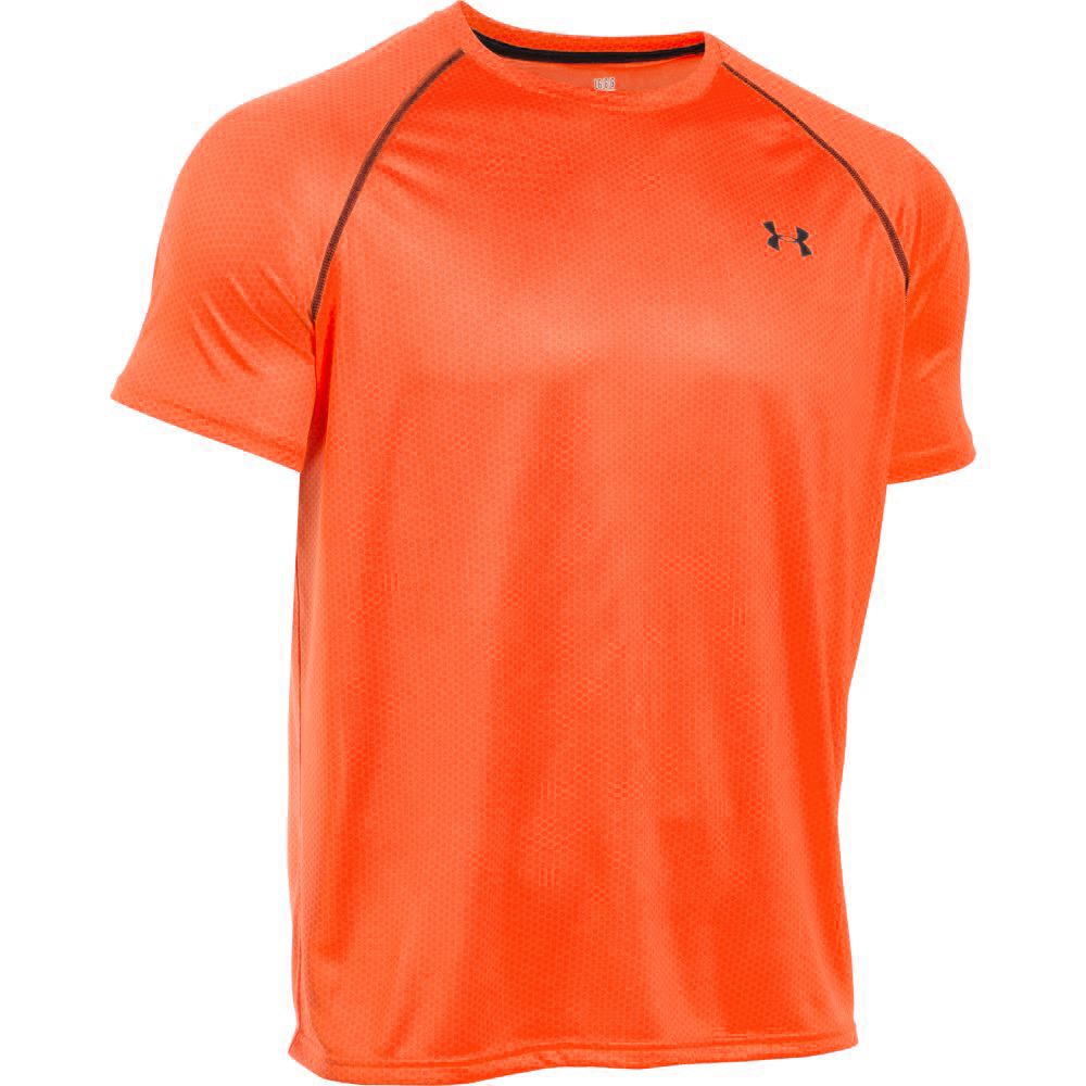 2016 Under Armour Tech Printed Patterned Tee Mens