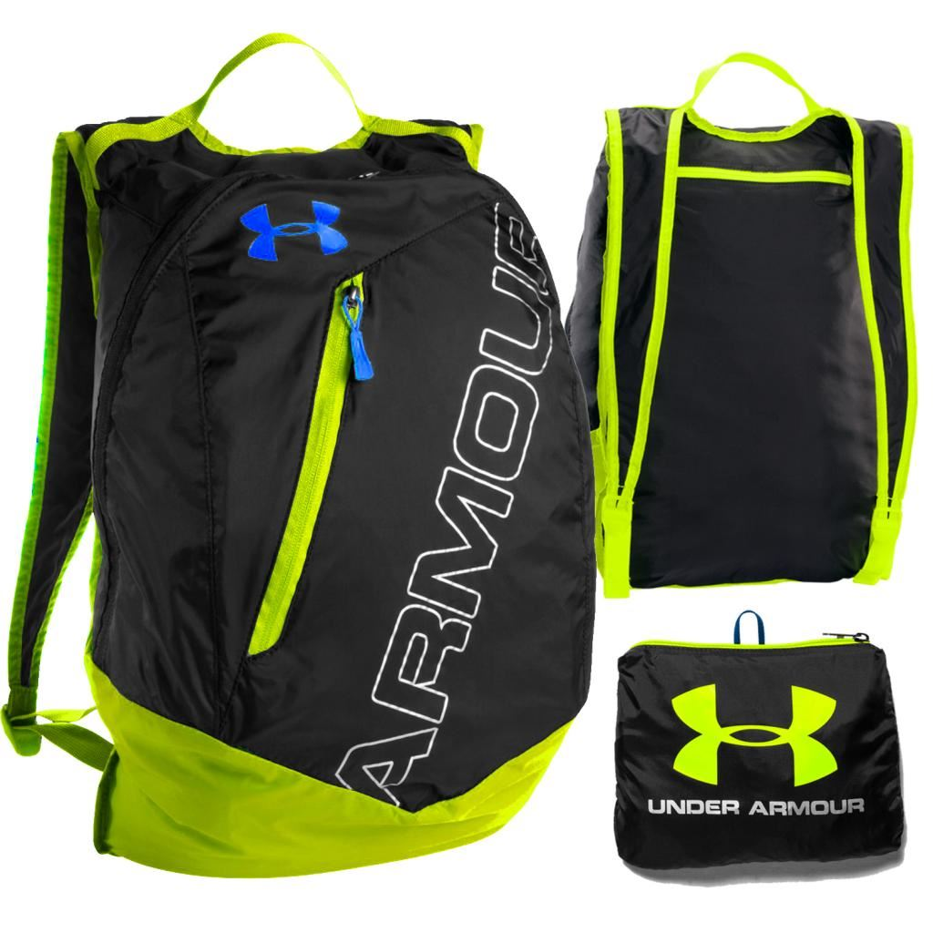 under armour 2016 adaptable backpack rucksack gym bag. Black Bedroom Furniture Sets. Home Design Ideas