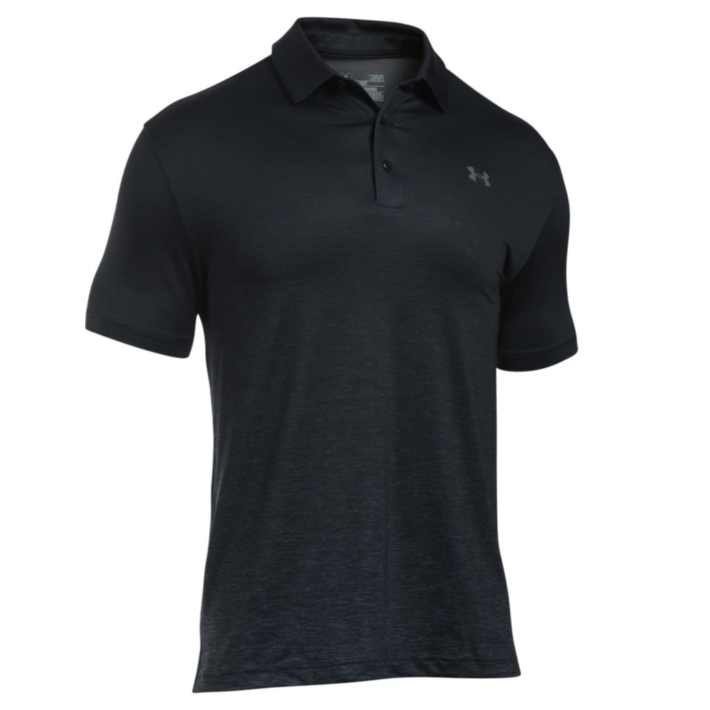 under armour ua 2016 playoff polo performance heatgear mens golf polo shirt ebay. Black Bedroom Furniture Sets. Home Design Ideas