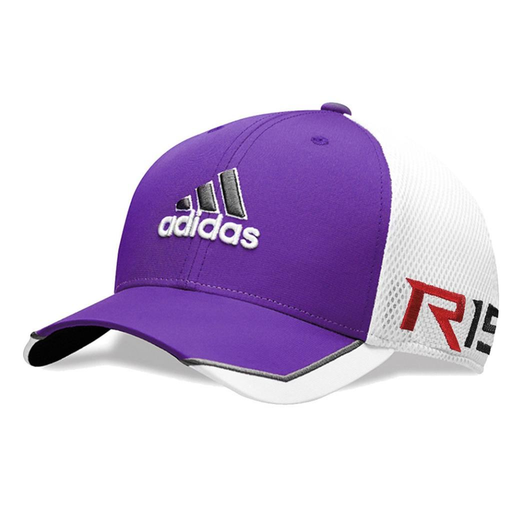 2015 Adidas TaylorMade R15 Tour Mesh Hat Structured Flex-Fit Mens ... b2fdbbe342c