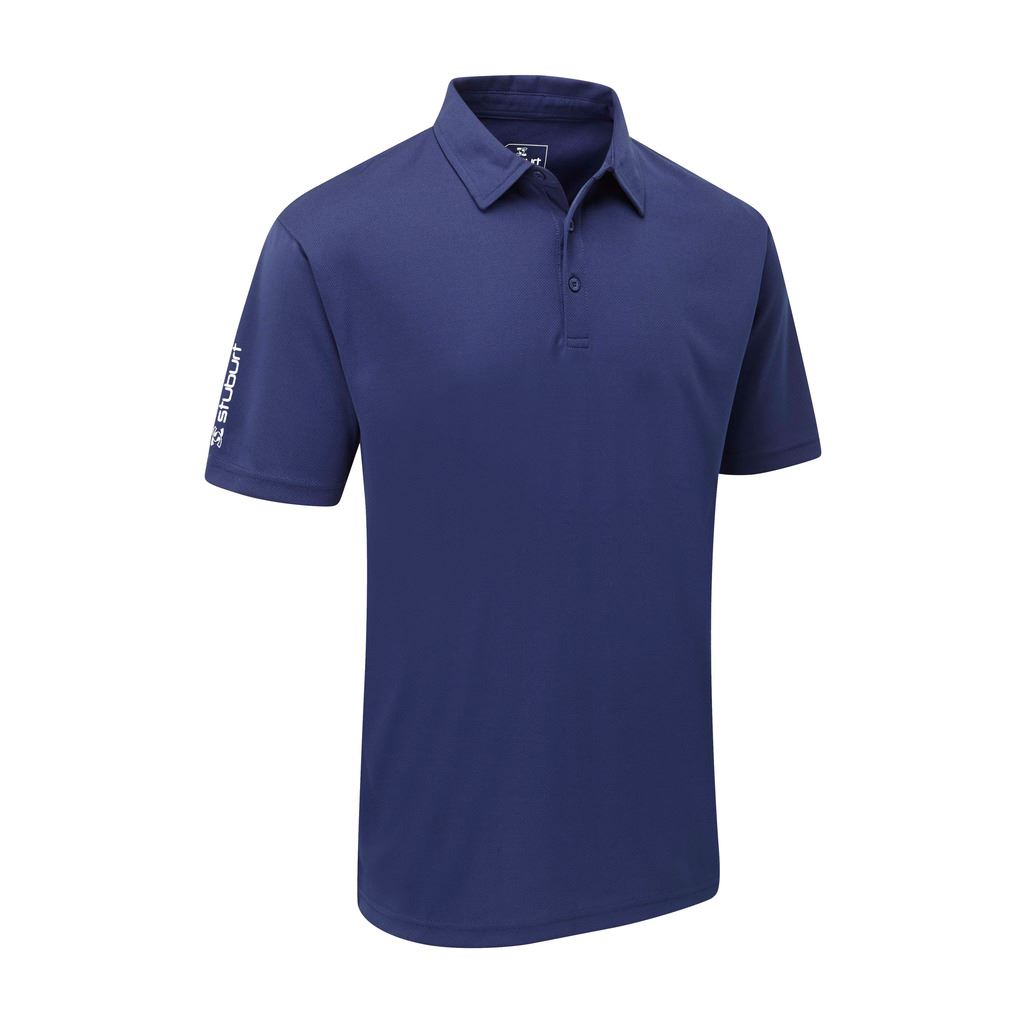 40 off rrp stuburt mens sport tech breathable performance for Men s athletic polo shirts