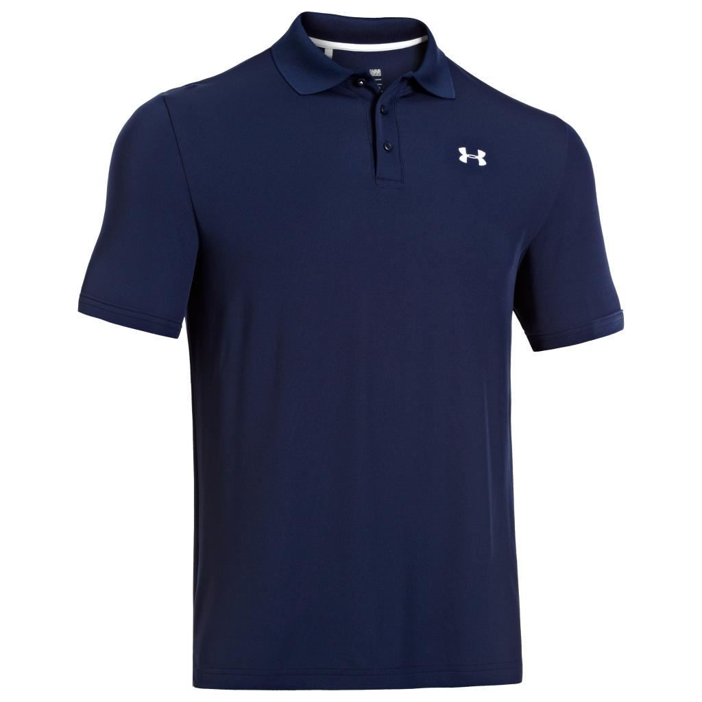under armour ua 2016 mens heatgear performance 2 0 golf polo shirt new colours. Black Bedroom Furniture Sets. Home Design Ideas