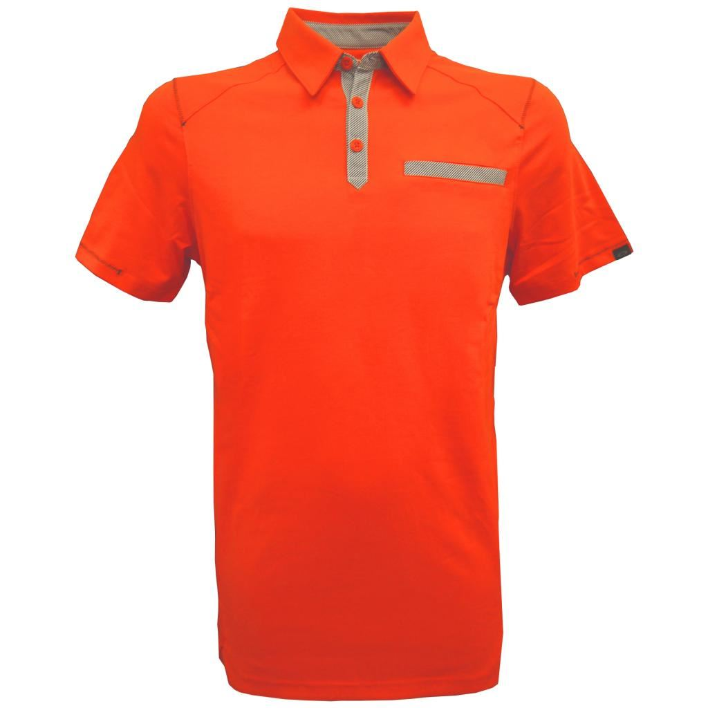 2015 oakley cameron short sleeve mens golf polo shirt ebay for Mens golf polo shirts