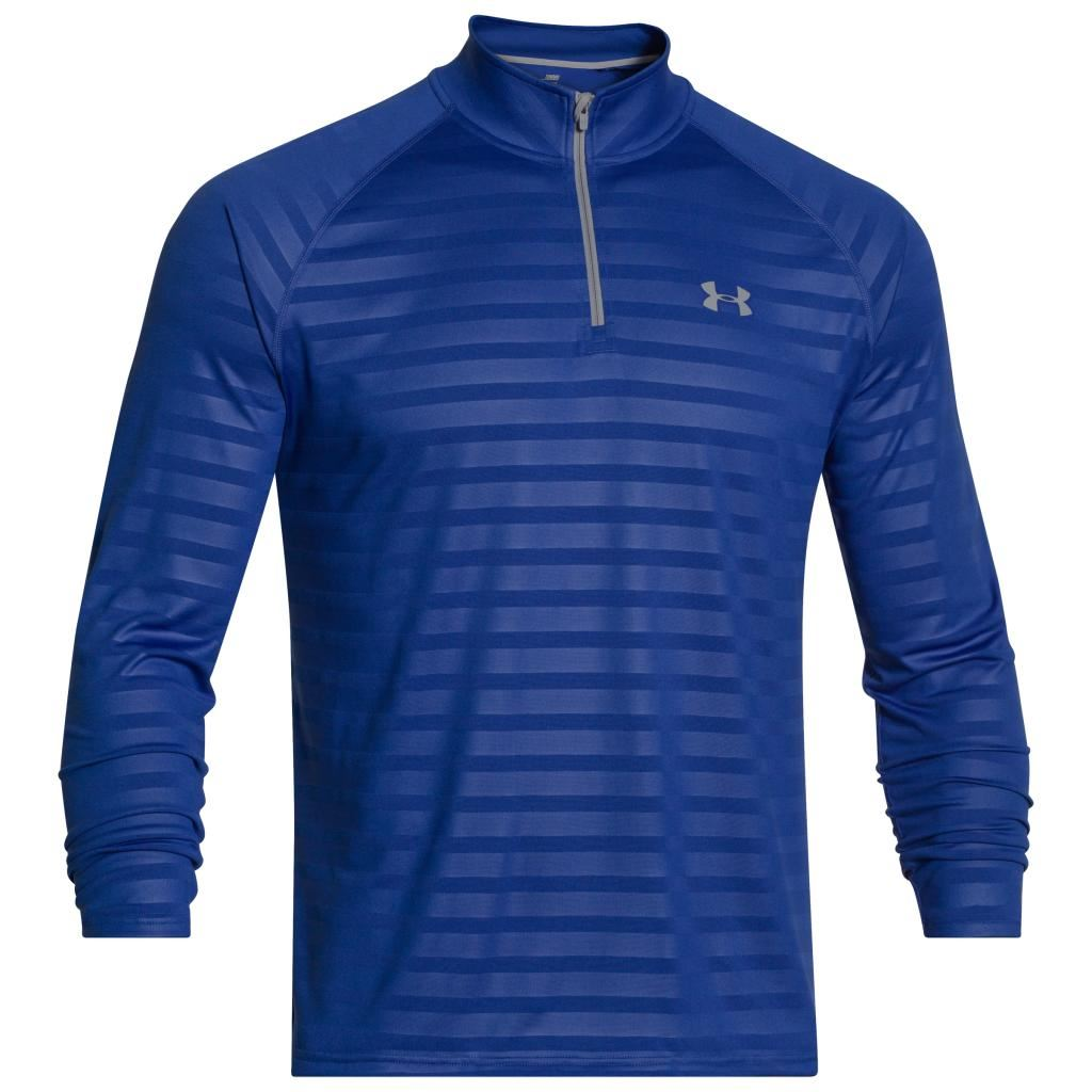 Under Armour 2016 Novelty Tech 1 4 Zip Cover Up Long