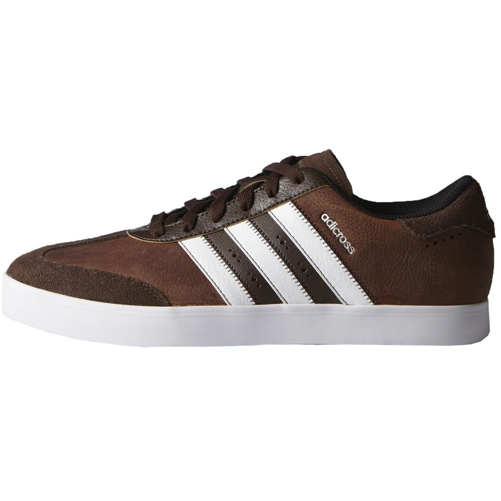 Adidas Spikeless Golf Shoes Wide Fitting